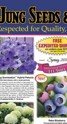 Jung Seed & Nursery Catalog