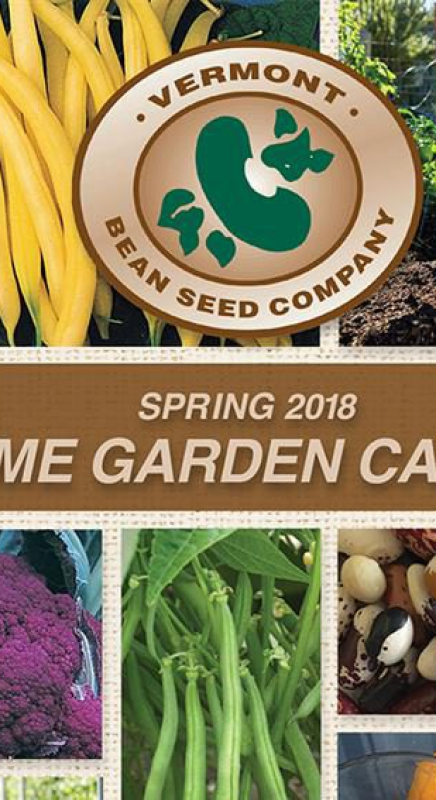Vermont Bean Seed Catalog Blow In